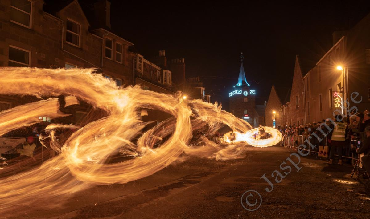 Stonehaven Fireballs | Stonehaven's way to greet the new year